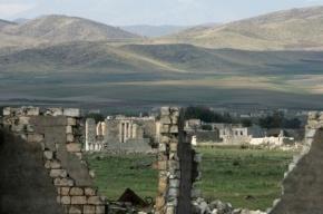 Азербайджан заявил о нарушении перемирия в Нагорном Карабахе