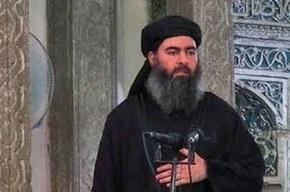 СМИ: Убит лидер ИГИЛ аль-Багдади