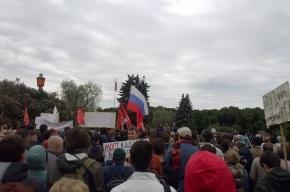 Обращение к Полтавченко против