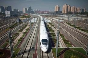 Китай запустит между Москвой и Казанью поезд со скоростью 400 км/ч