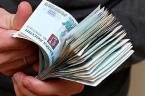 Петербуржец дал 10 тысяч рублей судебному приставу