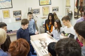 Петербург принял юных гостей из Донецка