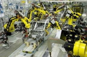 Производство автомобилей в Петербурге за погода упало на 18%