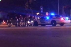 Неизвестный взял заложников в гей-клубе в Орландо