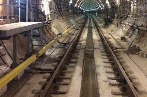 На «Ладожской» на рельсы упала женщина, поезда следуют с увеличенным интервалом