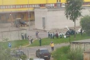 Пьяный мужчина заминировал парковку магазина Prisma в Девяткино
