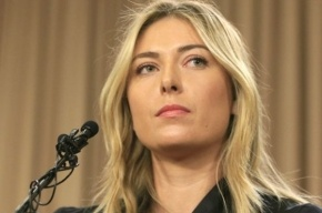 Мария Шарапова прокомментировала свою дисквалификацию
