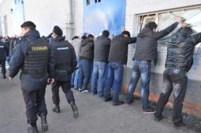 Массовая драка со стрельбой произошла на овощебазе в Петербурге