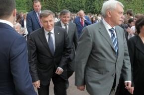 Полтавченко прицепили к ЕР