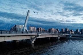 Проспект Рамзана Кадырова «появился» ночью в Петербурге