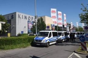 Убитый в кинотеатре в Германии стрелок имел при себе гранату и пояс-смертника
