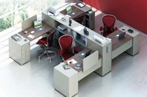 Филиал компании «Экспресс офис» в Петербурге предлагает мебель для офиса