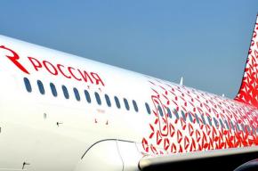 Пассажиров задерживающегося рейса Ларнака-Петербург обеспечили горячим питанием