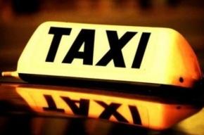 Таксист протащил клиента несколько метров за машиной в Петербурге