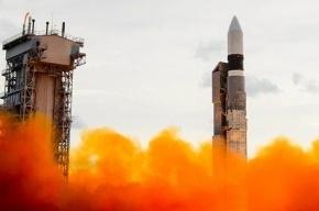 Россия вывела на орбиту новый спутник