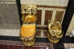 Груз сантехники почти на 12 миллионов рублей украли под Петербургом