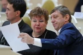 Депутата Нестерову могут исключить из кандидатов в ЗС Петербурга
