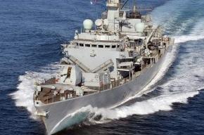 Британский корабль перехватил российскую подлодку