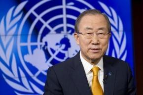 Генсек ООН встретится с Матвиенко и Лавровым в Петербурге