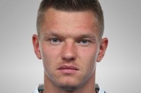 Российский футболист пострадал во время игры со Словакией