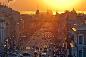 Тепло вернется в Петербург