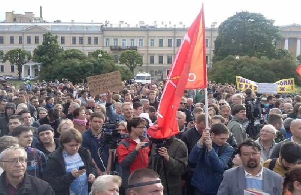Смольный подтвердил решение по «мосту Кадырова»