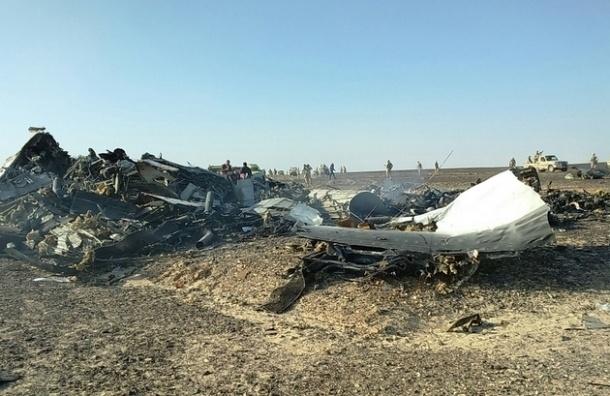 ЦРУ назвало виновными в гибели российского А321 египетских экстремистов