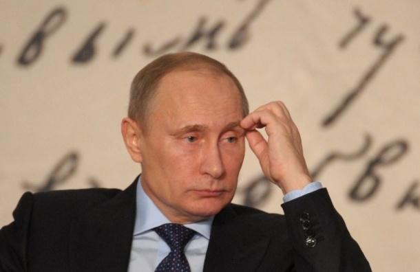 Владимир Путин не читал ни одной книги о себе