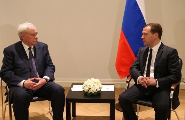 Медведев заявил о росте фармацевтической промышленности в России на 125%