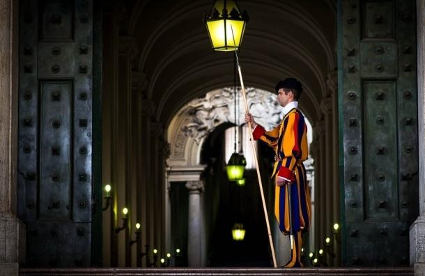 Папа Римский призвал просить прощения у гомосексуалов