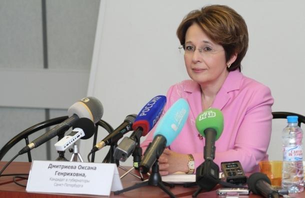 Оксана Дмитриева: Система детского отдыха разрушена