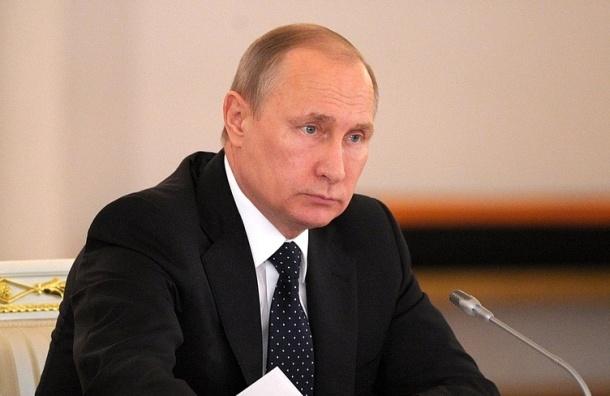 Путин обсудил с членами СовБеза положение дел в Сирии
