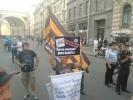 Несогласованный пикет против поправок в антитеррористическое законодательство: Фоторепортаж