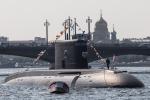 Корабли на Неве ко дню ВМФ, фото: Игорь Руссак : Фоторепортаж