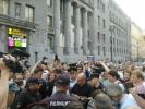 Фоторепортаж: «Несогласованный пикет против поправок в антитеррористическое законодательство»