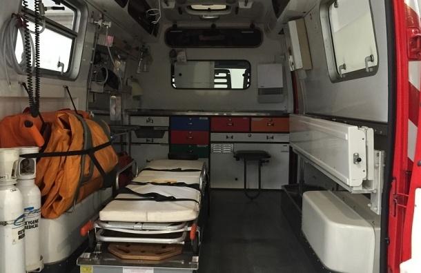 Водителя маршрутки избили и ограбили на Витебском проспекте