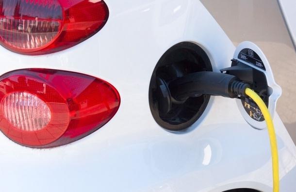 Владельцев электрокаров могут освободить от транспортного налога