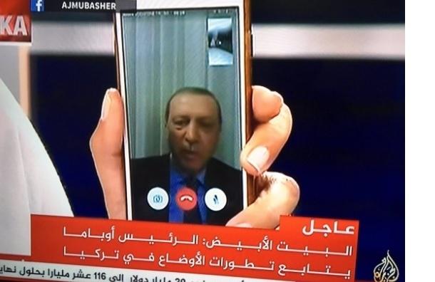 СМИ: Эрдоган попросил убежище в Германии