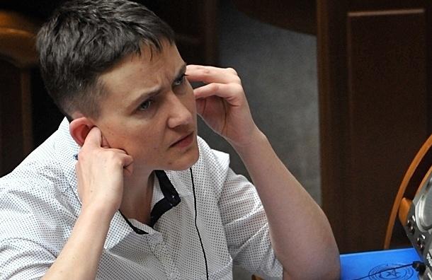 Савченко попросила украинцев просить прощения за погибших в Донбассе
