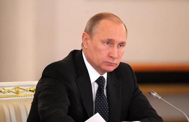 Путин встретится с лидерами думских фракций
