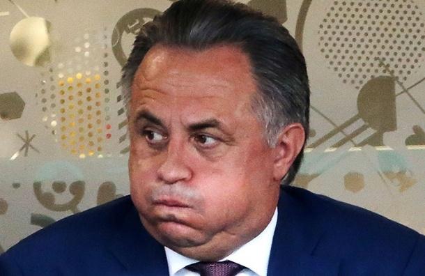 Мутко: Некоторые футболисты не хотят больше выступать за сборную России