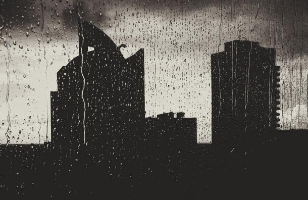 Ливни и град обрушатся завтра на Петербург
