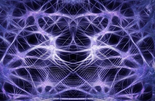 Ученые нашли в мозгу световые тоннели
