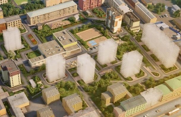 Сквер Народовластия откроют на Лиговском проспекте
