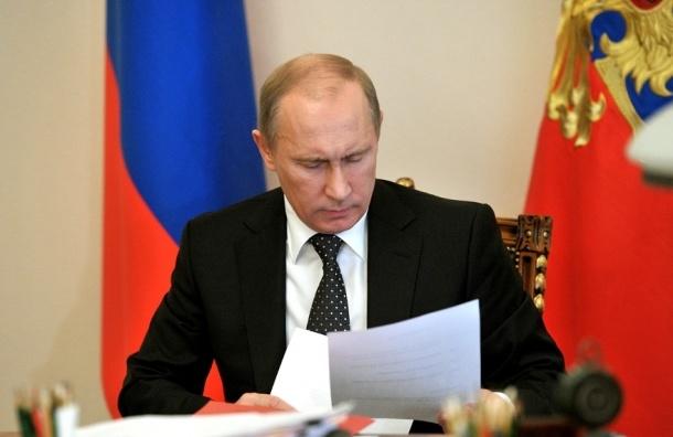 Кремль разбирается с подписью Путина под не одобренным Госдумой законом