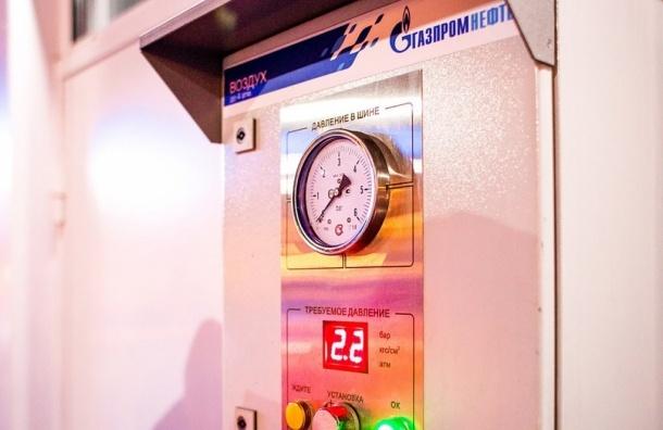 Бесплатная автоматическая подкачка шин есть на многих АЗС «Газпромнефть»!