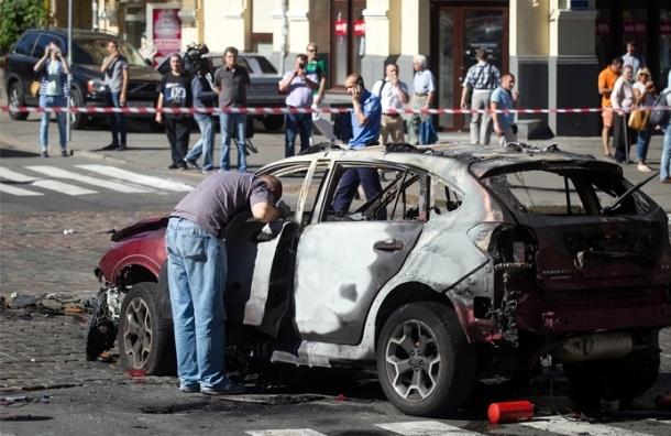 СБУ назвала четыре версии убийства Павла Шеремета