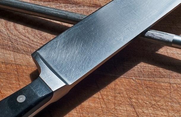 Жена зарезала мужа в Сосновом Бору