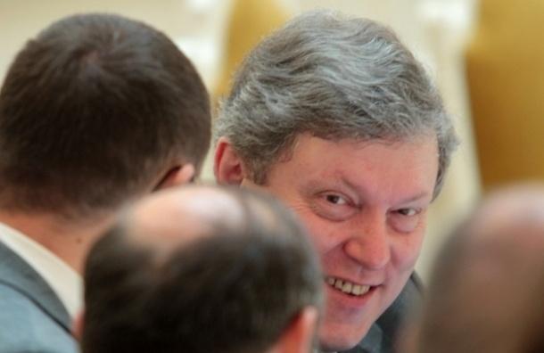 Фракция «Яблоко» нужна Явлинскому, чтобы стать президентом
