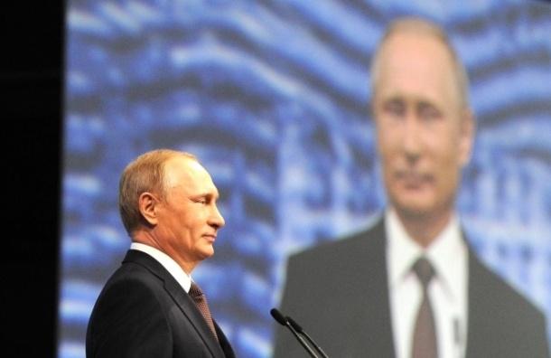 Путин поздравил мусульман с Ураза-байрам